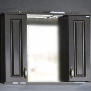 Зеркало 'Лаура 100 'С (венге) 1000х750х165