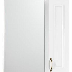 Зеркало 'Лаура 60' С (белый) 600х750х150