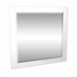 Зеркало 'Лия' (белый) 650*450