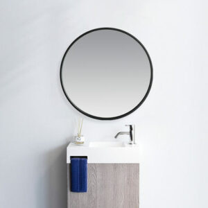 Зеркало МЕЛАНА 600 круглое MLN М001