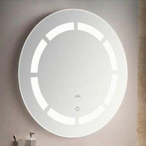Зеркало MLN 600х600 LED 084 ( LED подсветка)
