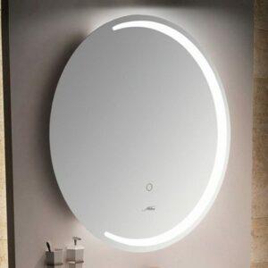 Зеркало MLN 600х600 LED 086 ( LED подсветка)