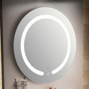 Зеркало MLN 600х600 LED 087 ( LED подсветка)