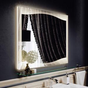 Зеркало MONACO 100 р-р: 1000х800 (Аляванн)
