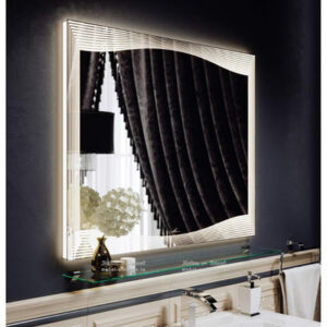Зеркало MONACO 80 р-р: 800х800 (Аляванн)