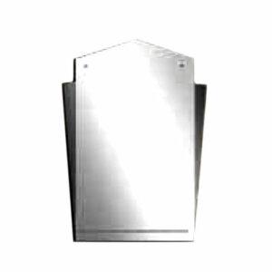 Зеркало 'ОРЕОЛ' 500Х850 С/П (+крепеж)