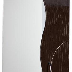 Зеркало-шкаф 'ALLESSANDRO-55' Правый 550х732х150 (ваниль/коричн.)