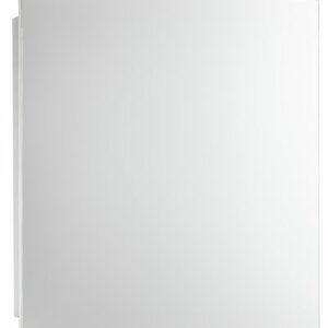 Зеркало-шкаф 'ЕШЗ универсальный' (белый) 550х600х120