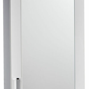 Зеркало-шкаф 'Евро 50' (белый) 500*750*200