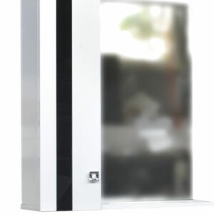 Зеркало-шкаф ГАММА-60 (670*600*170)