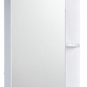 Зеркало-шкаф 'Гретта' (белый) лев. 520*700*180