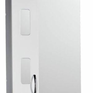 Зеркало-шкаф 'Империя' левый (белый) Б/О (без освещения) 500х700х190