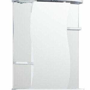 Зеркало-шкаф 'Лилия 550 С' (с подсветкой) 550*700*234