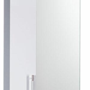 Зеркало-шкаф 'Ника' левый (белый ) 525*700*180