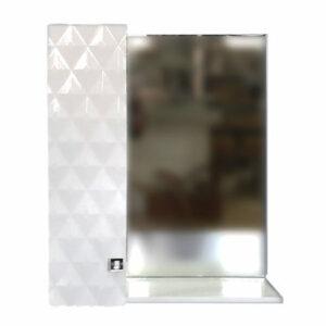 Зеркало-шкаф РИМ-60 (670*600*170)