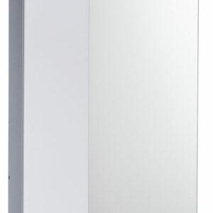 Зеркало-шкаф 'София' левый (белый) 525*700*180