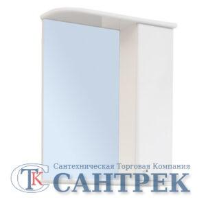 Зеркало-шкаф 'София' правый (белый) 525*700*180