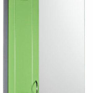 Зеркало-шкаф 'Стиль 55' левый (салат) 570х732х230