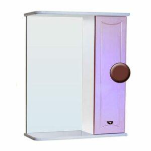 Зеркало-шкаф 'Стиль 55' правый (вишня) 570х732х230