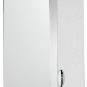 Зеркало-шкаф 'Турин' (белый) 570*717*230