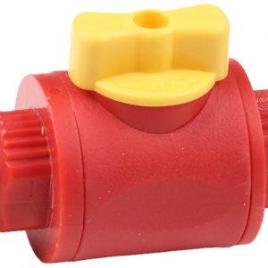 Клапан, штуцерный, регулирующий GRINDA GV-1