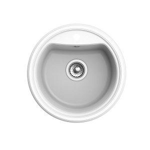 Мойка EWIGSTEIN Antik R50 1 чаша d=520 мм (иней)