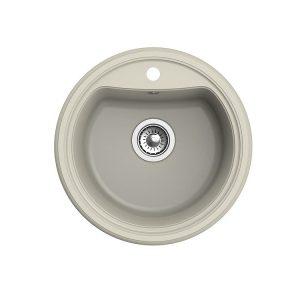 Мойка EWIGSTEIN Antik R50 1 чаша d=520 мм (топаз)