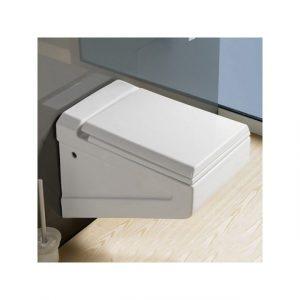 800-В2395 Унитаз подвесной 520х350х395 MELANA (сиденье микролифт, межосевое 180)