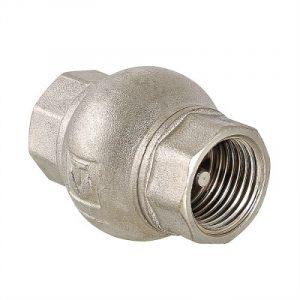 Обратный клапан 3/4' VALTEC (латунный золотник) (VT.151)
